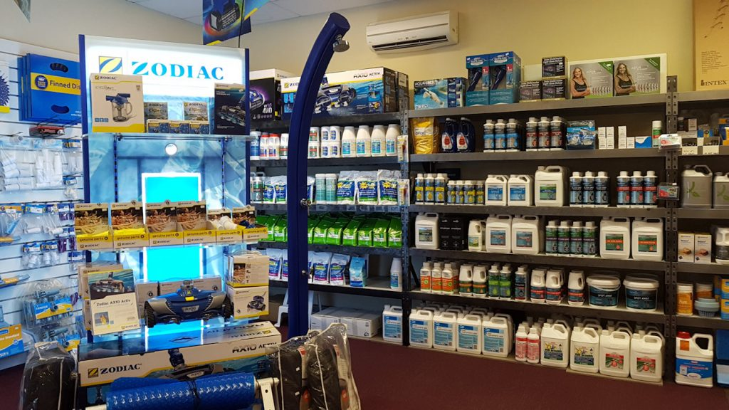 Pool Chemicals Mandurah